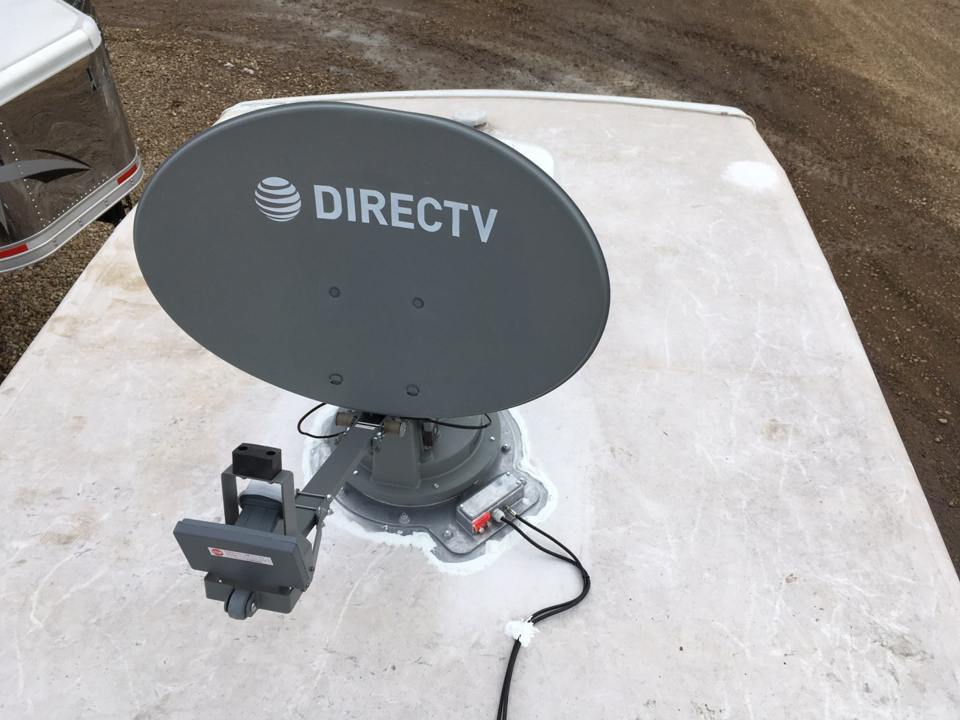 satellite dish install posted