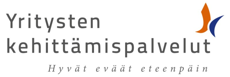 Yritysten kehittämispalvelut -logo