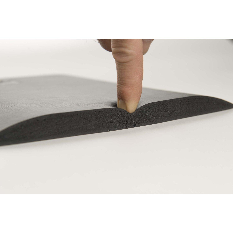 salon chair mat ergonomic cpt code tough guy smart step 4 39d x 39w 5 8 quott square