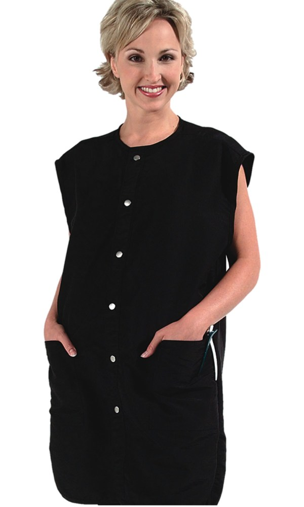 Free Shipping - Stylist Barber Unisex Vest 9907 In