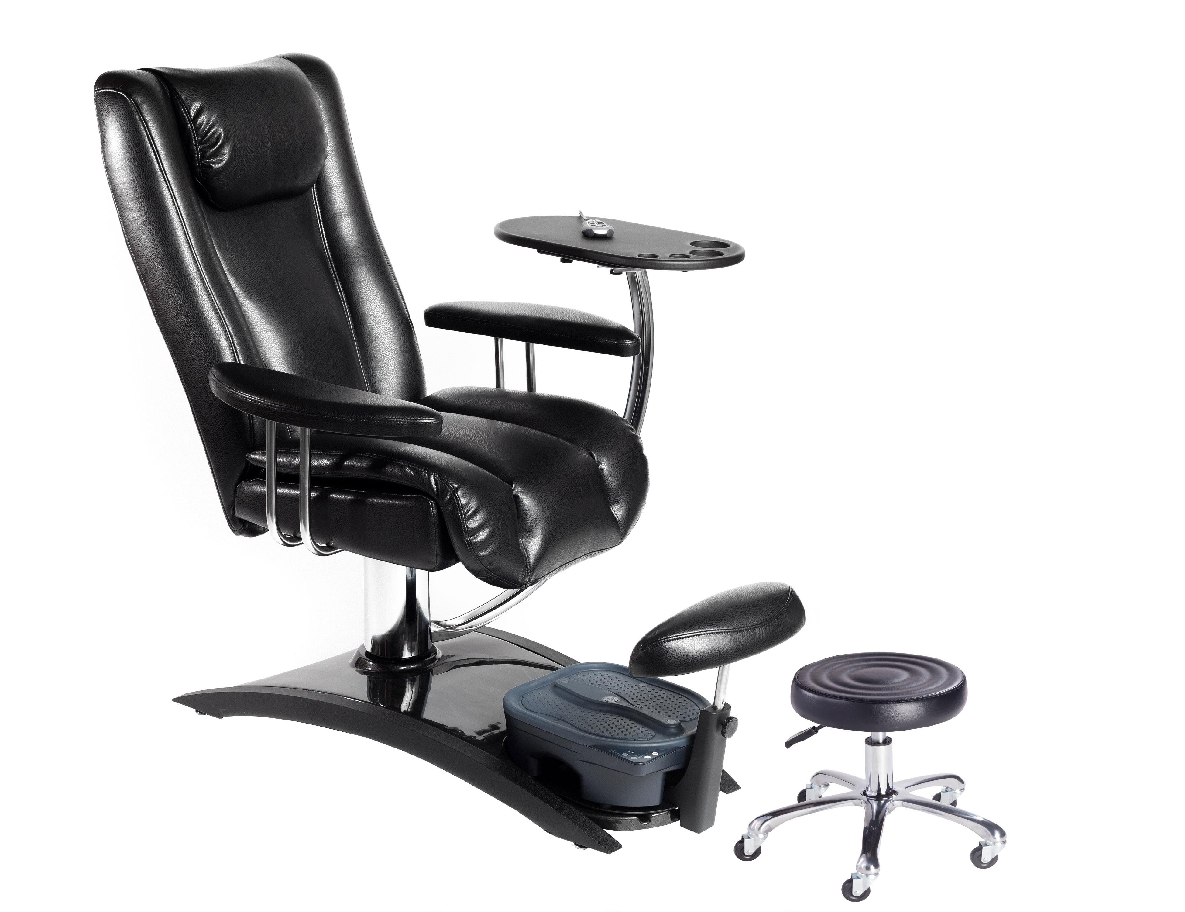 Belava No Plumbing Embrace Pedicure Chair  FREE Tech Stool
