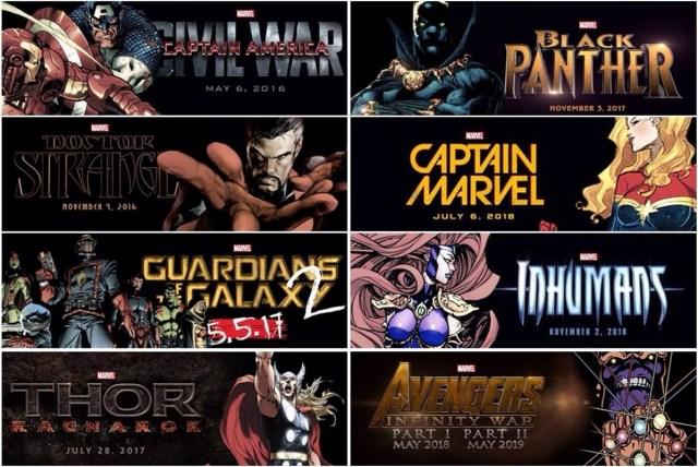 Marvel cinema disney