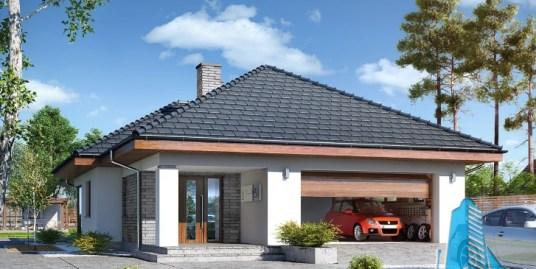 Proiect de casa cu parter -100648