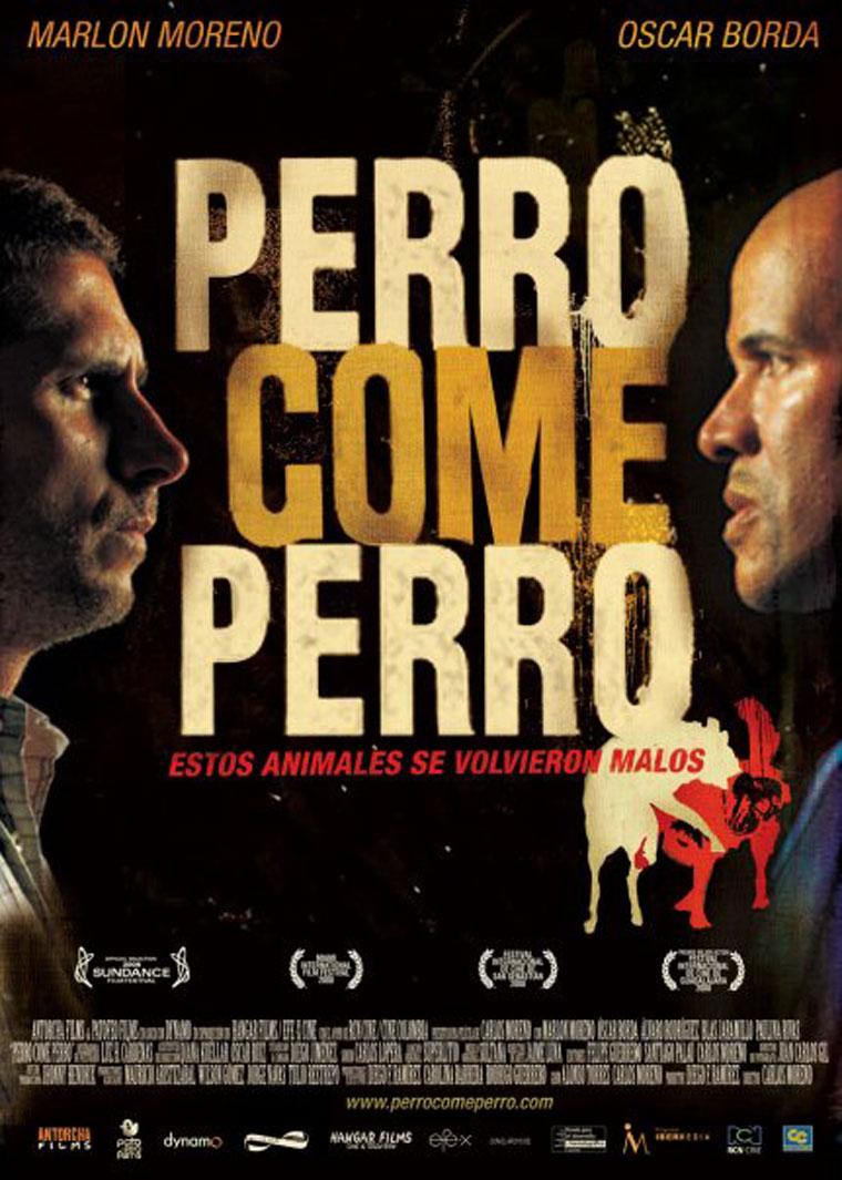 Cine colombiano PERRO COME PERRO  Proimgenes Colombia
