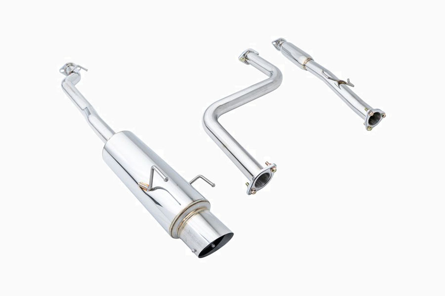 Megan Racing NA Type Exhaust System for 1991 Honda Accord