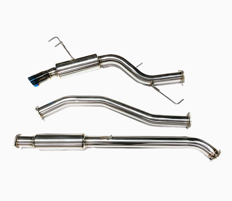 BLOX Racing Exhaust System for 2018 Honda Civic