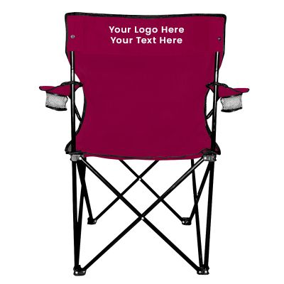 Personalized Folding Chairs with Carrying Bag  Folding Chairs