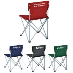 Personalized Folding Chair Fishing Camping Game Day Sidelines Chairs
