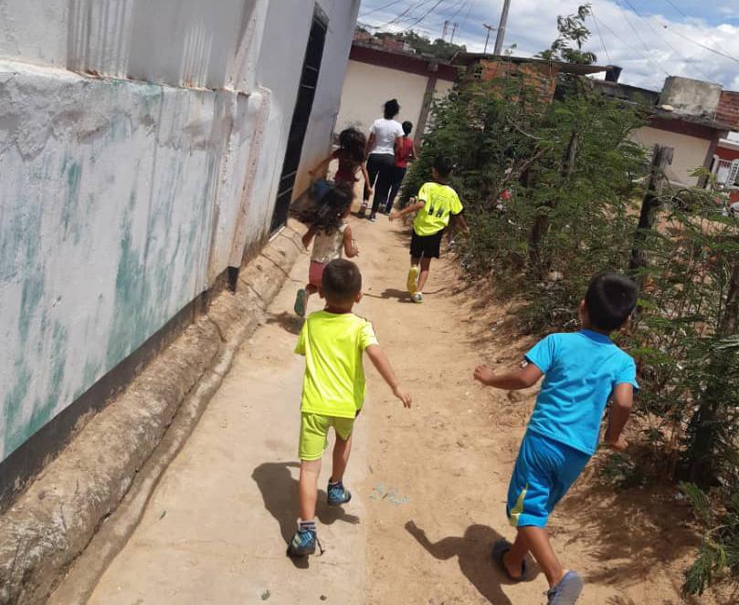 La migración y la pandemia desde la perspectiva de niños y niñas