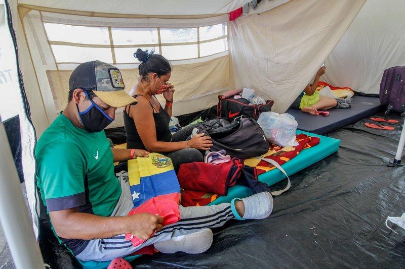 Venezolanos no influyen en incremento de delincuencia en la región