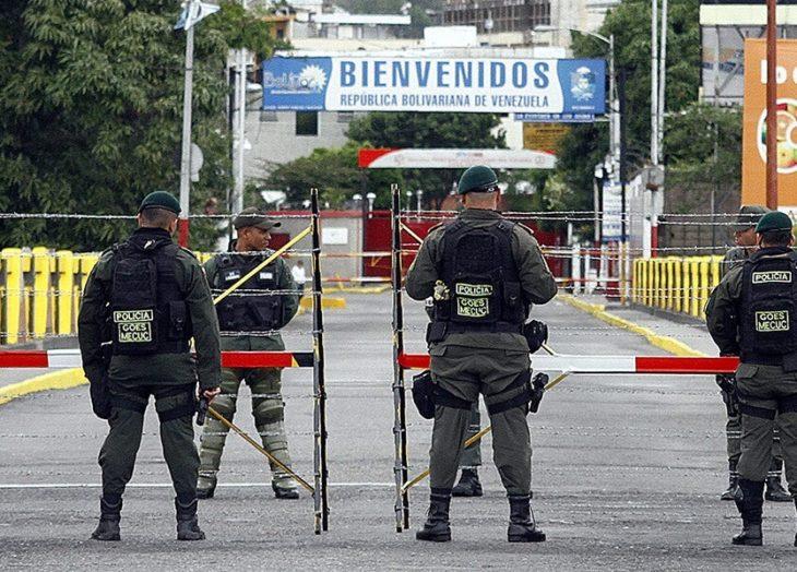 apertura controlada de la frontera