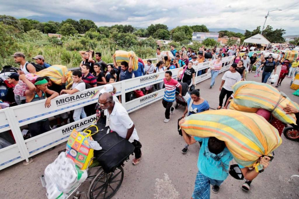 España enviará 17 millones de euros para atender a migrantes venezolanos