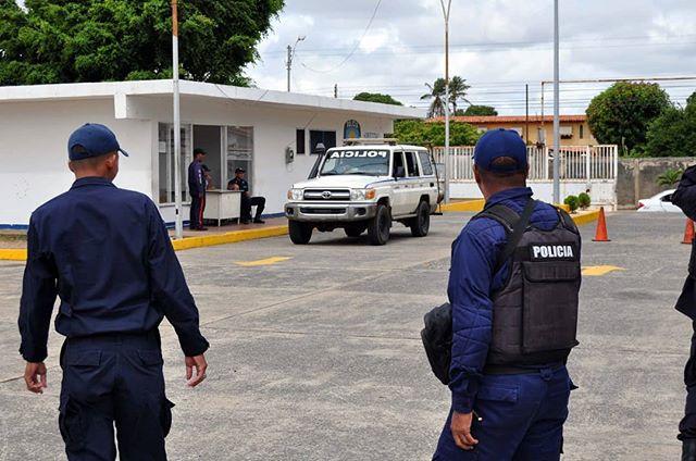 policia municipal El Tigre