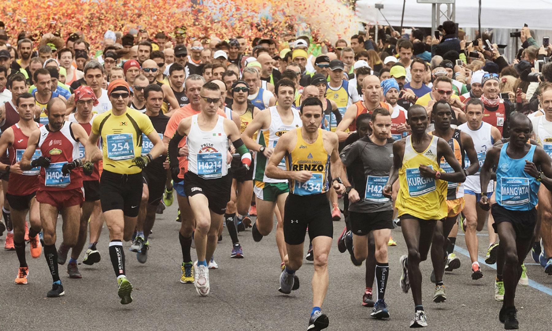 potenza lipidica e maratona