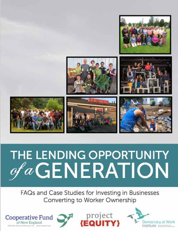 Download The Lending Opportunity of a Generation