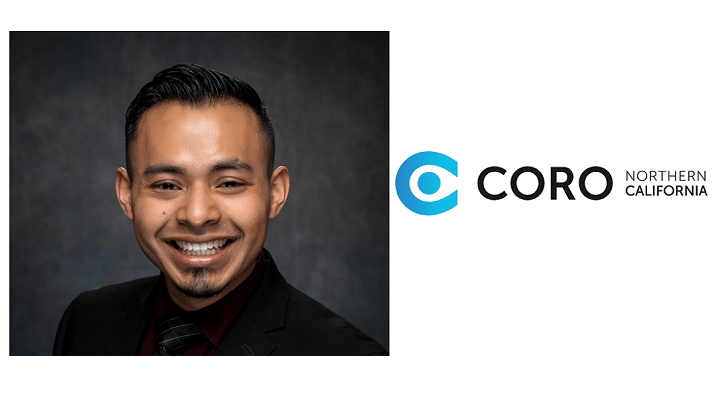 Project Equity welcomes Coro Fellow, Eric Medrano