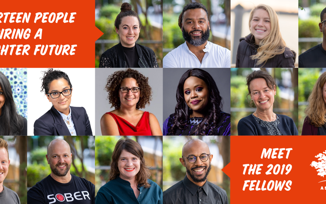 Project Equity joins Ashoka's 2019 Changemaker Fellowship