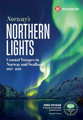 Northern Lights Cruise Norway 2017