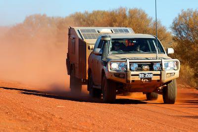 Centra Australia trip