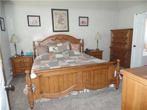 Project Allen Designs Master Bedroom Before!