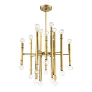 Friday Favorites. Home Decor, Sputnik 24 light chandelier
