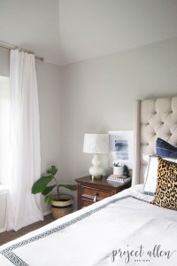 Fall Master Bedroom Update, Master Bedroom Ideas