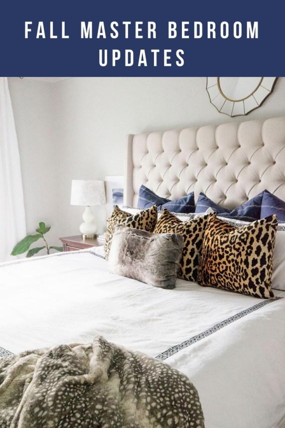 Fall Master Bedroom Update Project Allen Designs