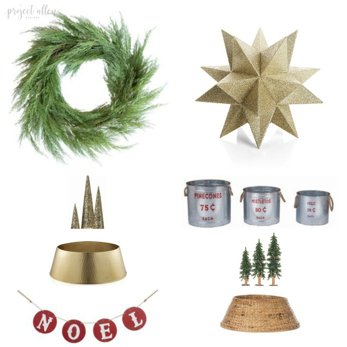 Top Christmas Decor Ideas, Affordable Christmas Decor, White Christmas. Christmas ideas, Decorate for Christmas