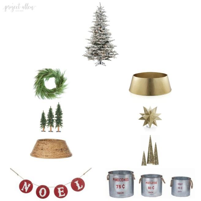 Top Christmas Decor Ideas, Affordable Christmas Decor, White Christmas.Christmas Tree, Christmas ideas, Decorate for Christmas