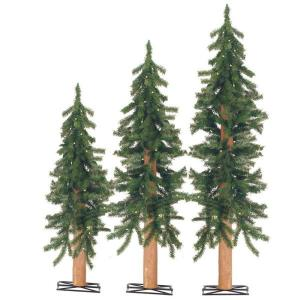 Alpine pre-lit set. top christmas decor ideas, Christmas Decor