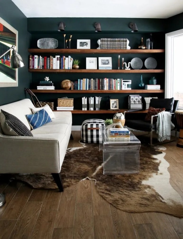 The Best Dark Green Paint Colors To Use in Your Home! • Project ...