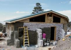 earthbag construction
