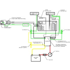 Small Boat Trailer Wiring Diagram Single Phase Run Capacitor Understanding Inverter Installations - Project Zen