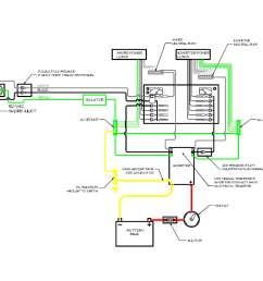 understanding inverter installations project boat zen inverter dc wiring [ 2200 x 1700 Pixel ]