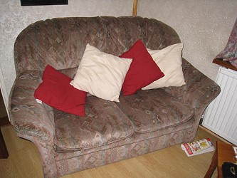 barrow sofa table free sofas swansea inside a typical english house