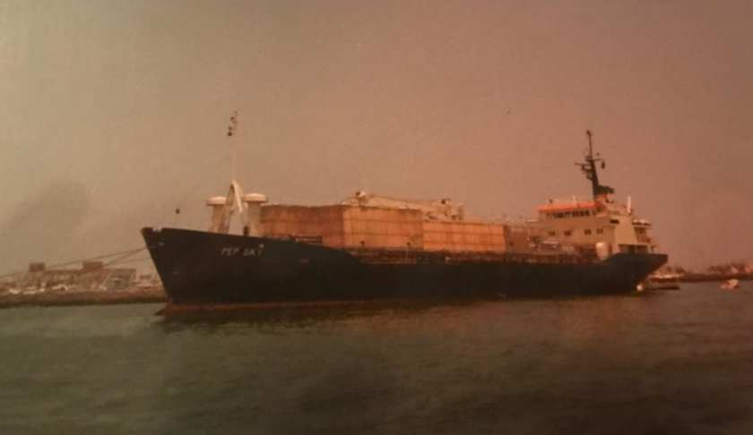 A Tribute to Bue Drewsen - 60 Years in Shipping - Project Cargo Weekly
