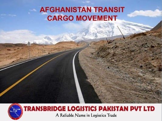Afghan Transit Cargo Photo 4