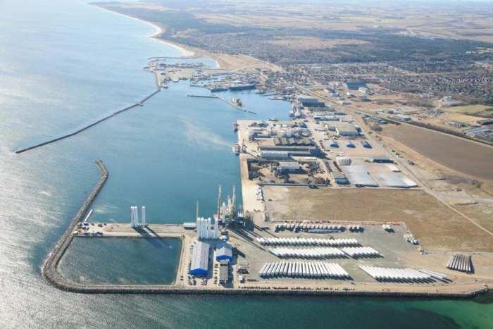 Port of Grenaa