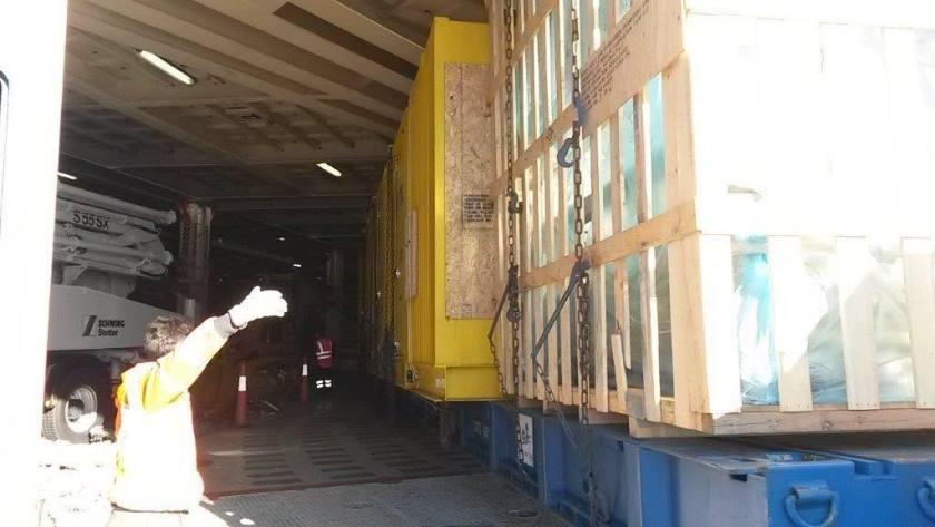 Titan project cargo