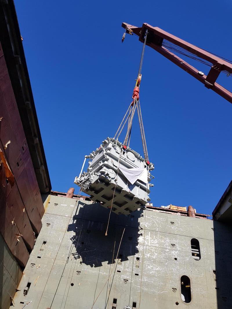 DSS Israel - Project Cargo Photo 03