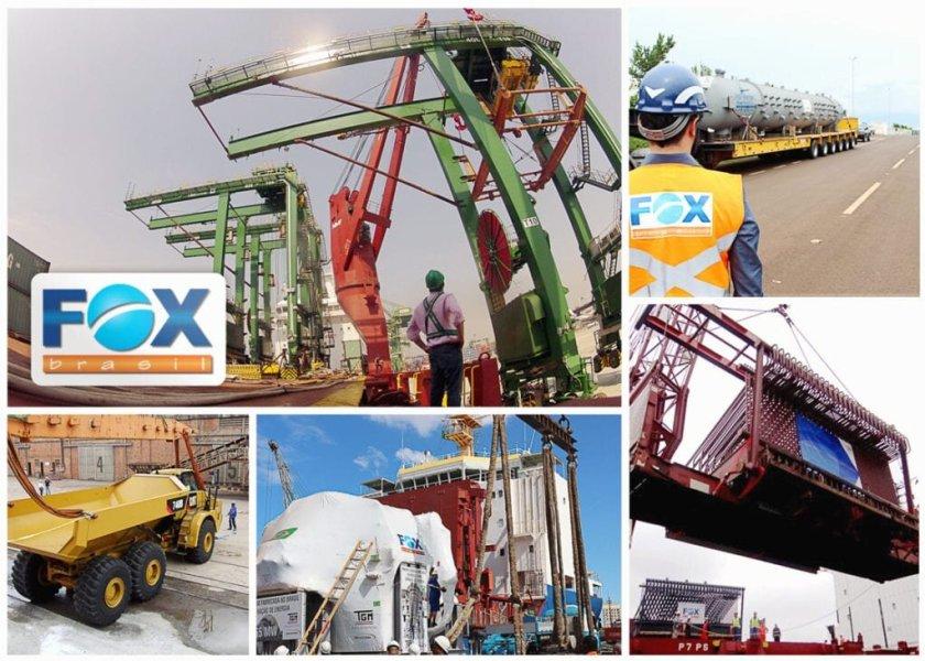 Fox Brasil Project Photos