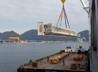 Bulk for Korean nuclear power plant 01