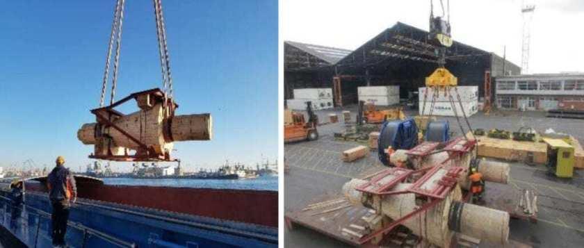 Evo Maritime Breakbulk