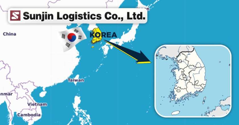 Sunjin-Logistics-KOREA