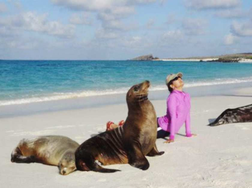 Seal Beach Yoga Galapagos