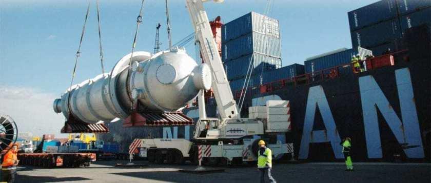 Tradeinter Project Cargo