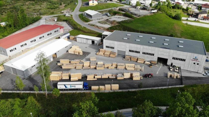 A production facility