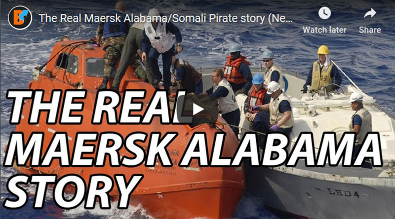 The Real Maersk Alabama Story