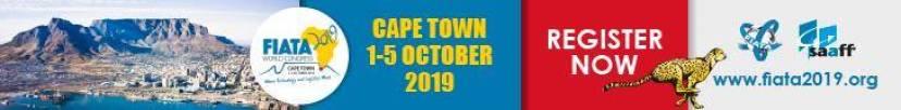 FIATA Cape Town Banner