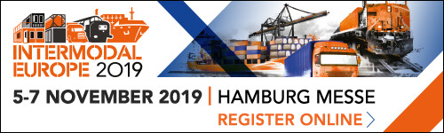 Intermodal Europe 2019 5-7 November 2019